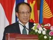 Renforcement des relations de coopération ASEAN-Allemagne