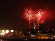 Le réveillon du Nouvel An sera illuminé par les feux d'artifice