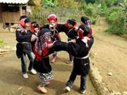 Ces jeux traditionnels qui font la joie des enfants Dzao Tiên