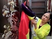 L'Artiste du Peuple Thanh Hoài, le chèo dans la peau