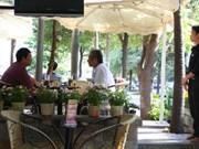 Hô Chi Minh-Ville, ville «caféinée»