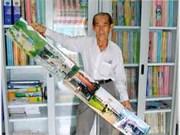 Hô Dai Phuoc, l'iconographe des marchés du Vietnam