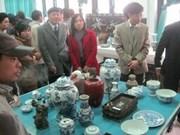 À Nam Dinh, 1.000 antiquités sortent de leurs coffres