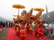 En fête, Yên Tu fait son entrée au patrimoine national spécial
