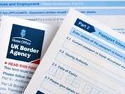 HCM-Ville: nouveau centre de réception des demandes de visa au Royaume-Uni