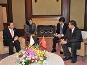 Une province japonaise souhaite renforcer sa coopération avec le Vietnam