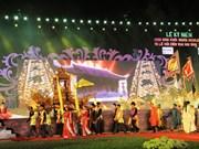 Localités au rythme des festivals