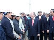 Ha Tinh appelée à devenir une province industrielle