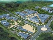 """Technopôle de Hòa Lac, la """"ville scientifique"""" du futur"""