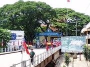 Thaïlande et Myanmar promeuvent le commerce frontalier