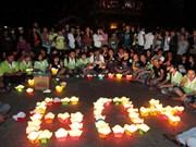 L'Heure de la Terre 2013 au Vietnam