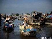 Delta du Mékong : plus de 19,4 millions de visiteurs en 2012