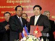 Vietnam et Cambodge resserrent leur coopération dans la défense