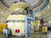 Construction d'un Centre des technologies nucléaires à Da Lat