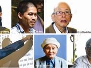 Les prix Phan Châu Trinh à cinq Vietnamiens et un Français