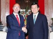 Vietnam et Wallonie-Bruxelles approfondissent leurs relations