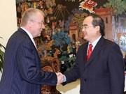 Vietnam-Allemagne : le partenariat stratégique renforcé