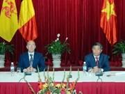 Vietnam et Wallonie-Bruxelles resserrent leur coopération