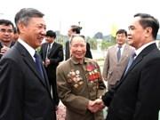 Campagne du Haut Laos, symbole de l'alliance de combat exemplaire Vietnam-Laos