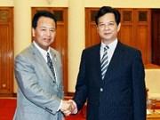 Développement de la coopération économique Vietnam-Japon