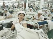 Textile-habillement : soutien à l'exportation vers l'UE