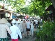 Le marché Hàng, tradition de Hai Phong
