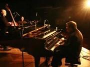 Le pianiste jazz belge Eric Legnini en concert au Vietnam