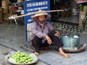 Aide japonaise pour des marchandes ambulantes