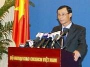 La Chine pressée de cesser de menacer les pêcheurs vietnamiens