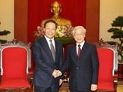 Le Guangxi veut intensifier ses liens avec les localités du VN