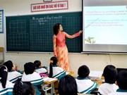 Éducation : Hanoi sème pour les dix-sept ans