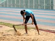 Huê Hoa, de la hauteur au triple saut, il n'y a qu'un pas