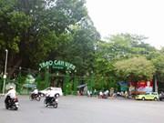 Le Jardin zoologique et botanique de Sài Gon en safari