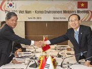 Vietnam-R. de Corée : coopération dans l'environnement
