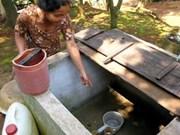Budapest et Hanoi coopèrent dans le secteur de l'eau potable