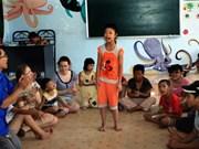 Hanoi : les handicapés ne sont pas oubliés
