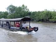 Les charmes du delta du Mékong séduisent le Nord