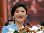 Thaïlande : la PM prend le ministère de la Défense