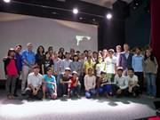 Francophonie : Diêu Quynh arrive à Destination