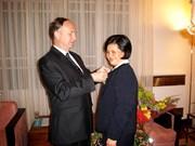 Nguyên Vân Dung, l'amour du français en héritage
