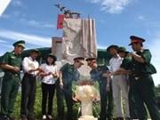 Quang Tri honore la mémoire des héros morts pour la Patrie