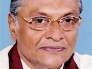 Le président du Parlement sri lankais en visite au Vietnam