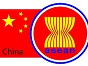 Chine-ASEAN : 500 milliards de dollars de commerce en 2015