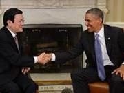 Le Vietnam et les États-Unis établissent leur partenariat intégral