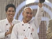 Ngô Thanh Hoà réussit à remporter le combat des chefs