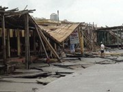 Typhon Mangkhut : deux morts et un disparu