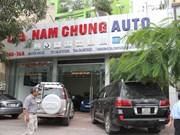 Le marché automobile vietnamien remonte la pente