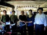 Agent orange : la VNA aux côtés des victimes de Ha Giang