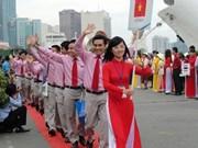 Bateau de la jeunesse d'Asie du Sud-Est attendu au Sud
