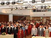 Rencontre avec des travailleurs vietnamiens en R. de Corée